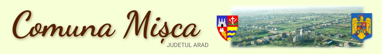 Comuna Mișca – județul Arad